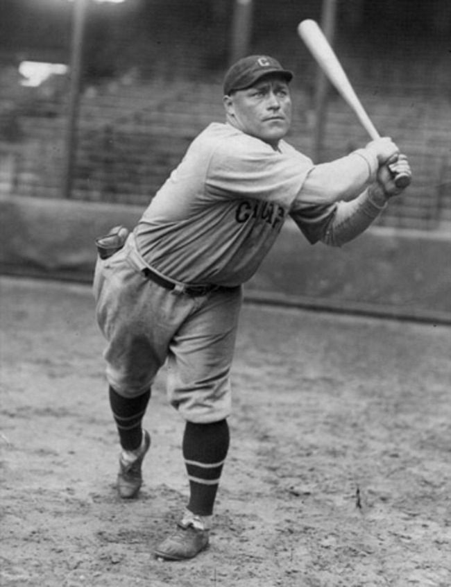 Hack Wilson holds the record for most RBI's in a single season with 191. He did this amazing batting feet in 1930 while playing with the Chicago Cubs. Between 1923 and 34 he played for the Giants, Cubs, Dodgers, and Phillies.