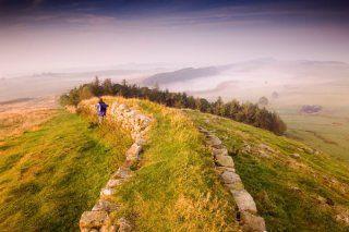 Hadrian's Wall, Ecosse