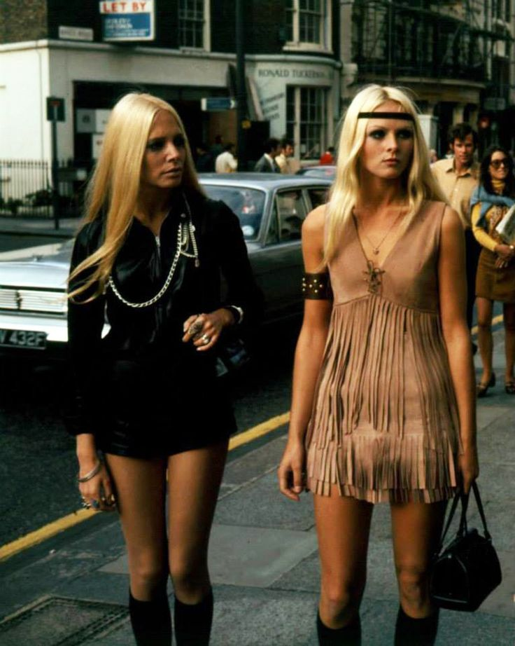 Throwback 70s Street Style, A Look At Fashion's Most Defining Decade - Lone Wolf