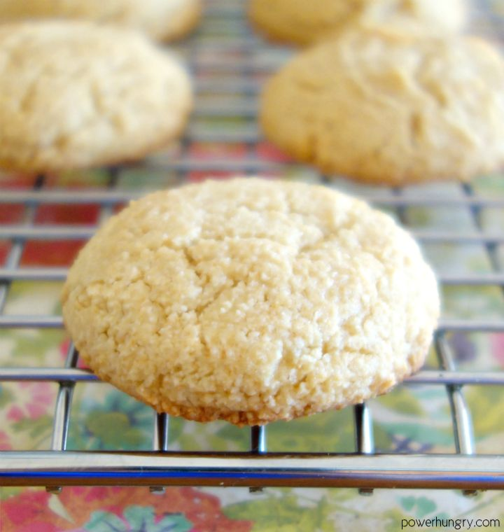 Irresistible almond cookies that taste rich and buttery, despite being free of oil, eggs, butter and dairy. They are naturally grain-free, gluten-free & vegan, plus they can be varied in countless ways.These are the cookies I want, and I am pretty certain you will want them,...