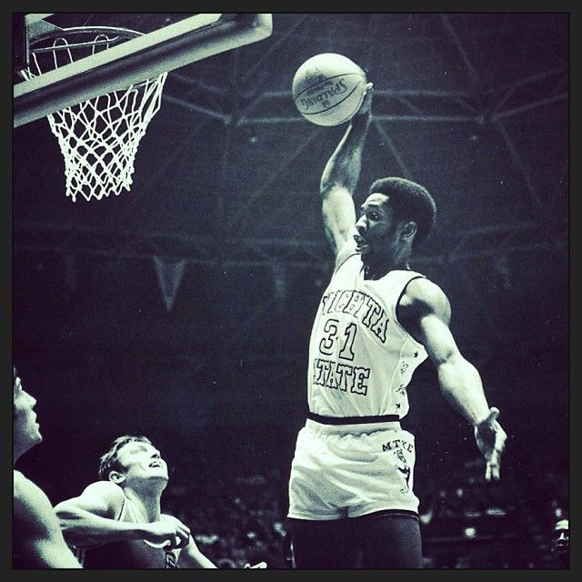 "Lynbert ""Cheese"" Johnson (1976-79); 2x Missouri Valley Conference 1st-Team selection and ranks ..."