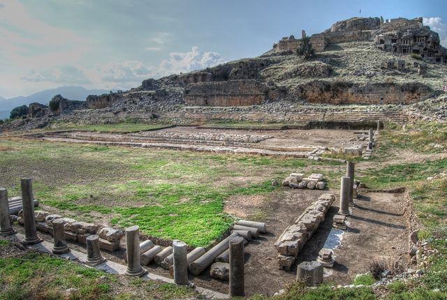 Ruins of Tlos - Turkey