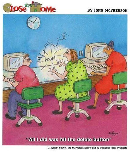 delete lol computer humor