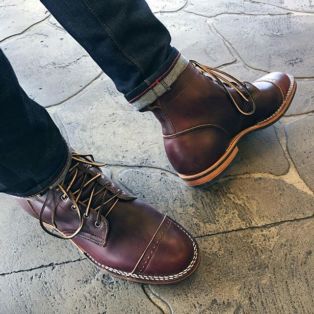 Truman Boot Company Color 93 Chromexcel  9fe7aef0069