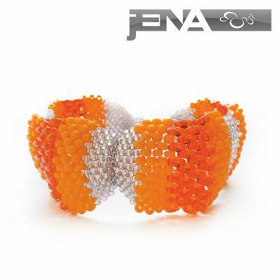 Bransoletka Orange made by JENA