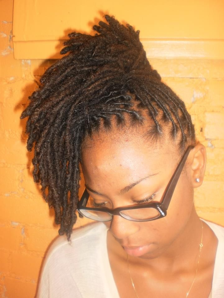 simple hair style for 10 best dreadlocks and easy images on 8555