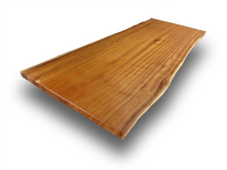Tischplatte Massivholz Baumkante ~  möbel tische ebay tischplatte baumkante massivholz tischplatte tische