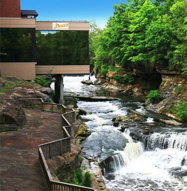 Best 25 the river ideas on pinterest public garden expo 2015 and architect design house Chen s garden cuyahoga falls