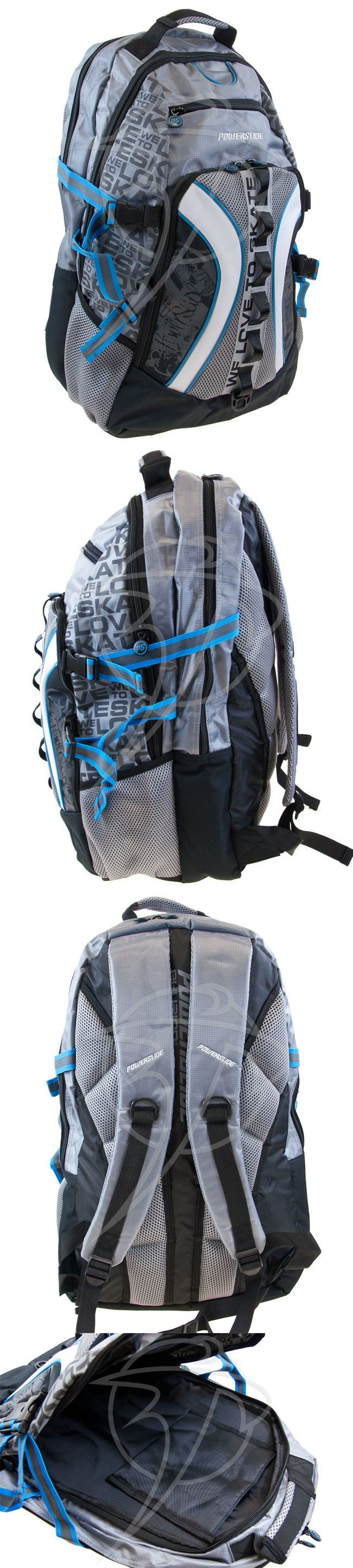 Other Inline and Roller Skating 1301: Powerslide Phzion Backpack ....New -> BUY IT NOW ONLY: $39 on eBay!