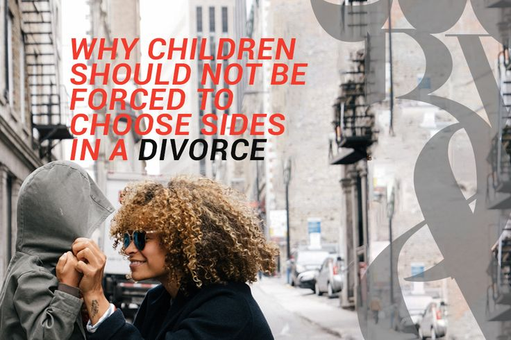 Why children should not be forced to choose sides in a divorce Author: Family-focused psychologist Ilze Alberts - Bella Vida