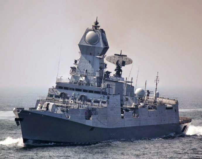 Indian Designed & Built, Kolkata class Destroyer