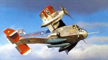 El Canadair CL-84