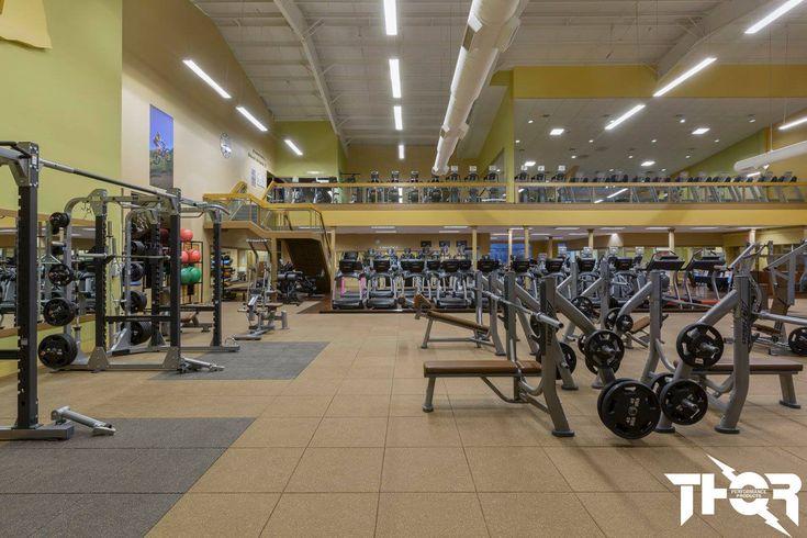 Flooring For Gyms Floor Workouts Wellness Design Gym Design