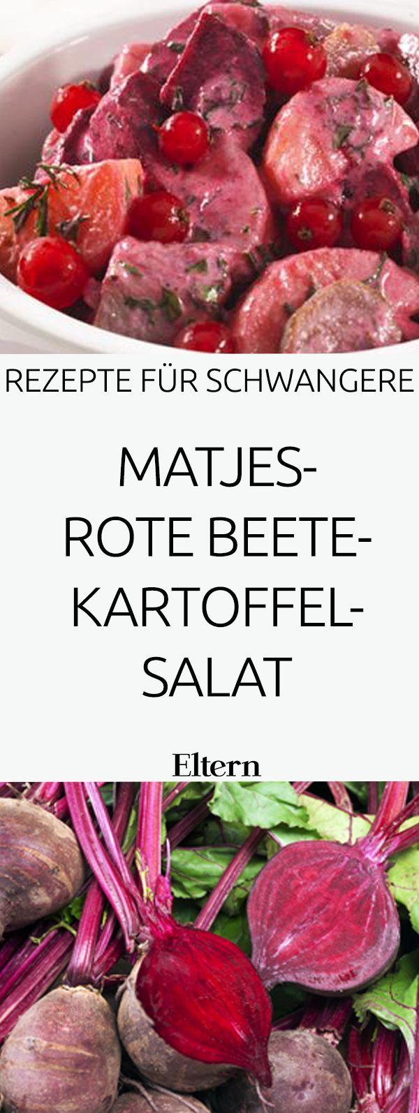 Matjes Schwanger
