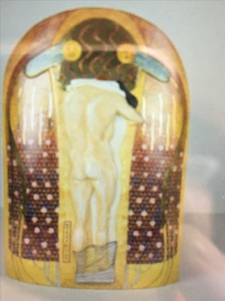 Gustav klimt vase By Goabel in 2000