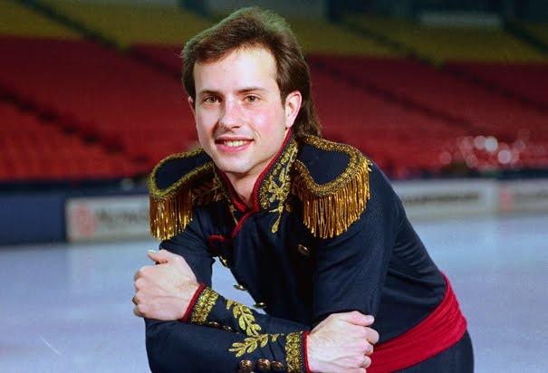My all time favourite men's figure skater, Brian Boitano