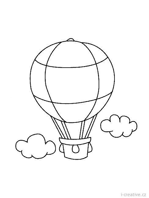 Horkovzdušné balóny | i-creative.cz - Inspirace, návody a nápady pro rodiče, učitele a pro všechny, kteří rádi tvoří.