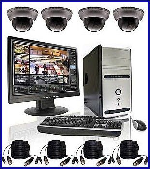 cool Self Monitoring Home Security System