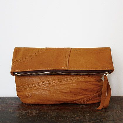 Not cheap, but oh my gosh, these are gorgeous reMade USA - we repurpose vintage leather jackets into new one-of-a-kind handbags