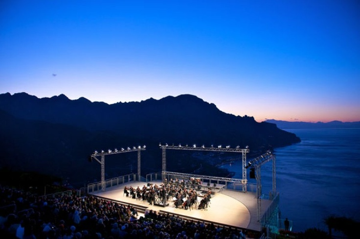 Ravello Music Festival - possible for July '14