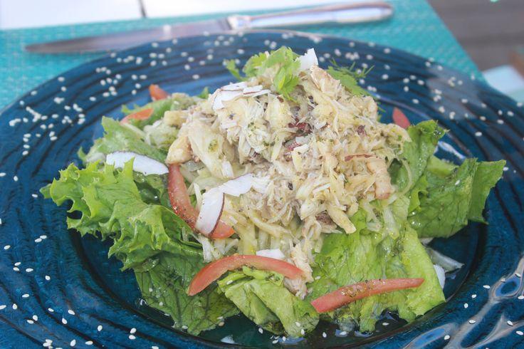 Crab Salad, Le Meridien Noumea