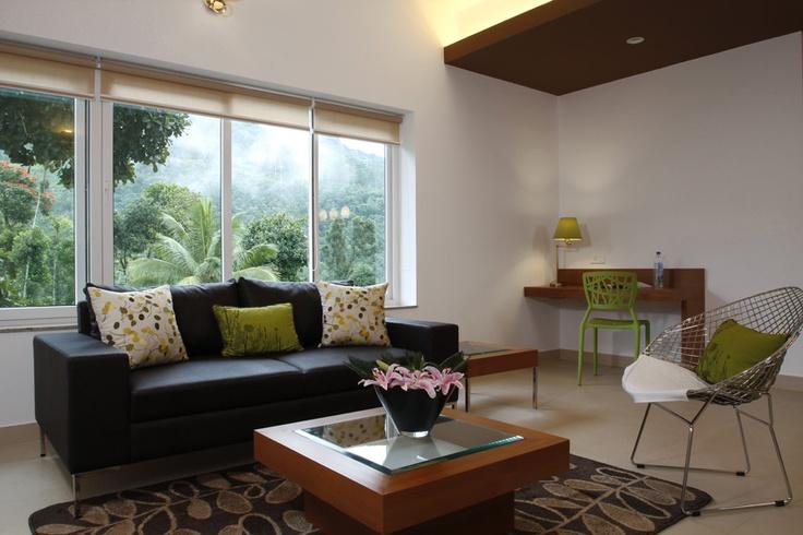 Suite room living area  -SAVIO and RUPA Interior Concepts Bangalore   professional interior design company Bangalore   Modern Interior Designers   Residential Interior Designs