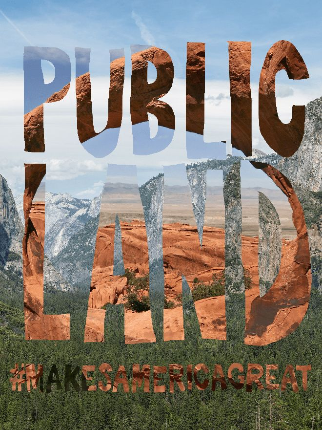 Public Lands by Matthew Kerkhof - Creative Action Network