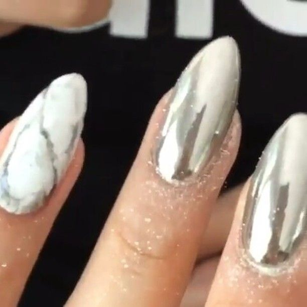 568c57207a33973e352cb55383ca40e0 Chrome Powder Mirror Nails Jpg