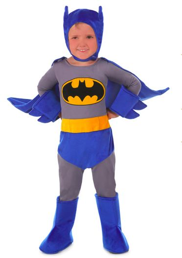 dc comics cuddy batman size 18 months 2t - Size 18 Halloween Costumes