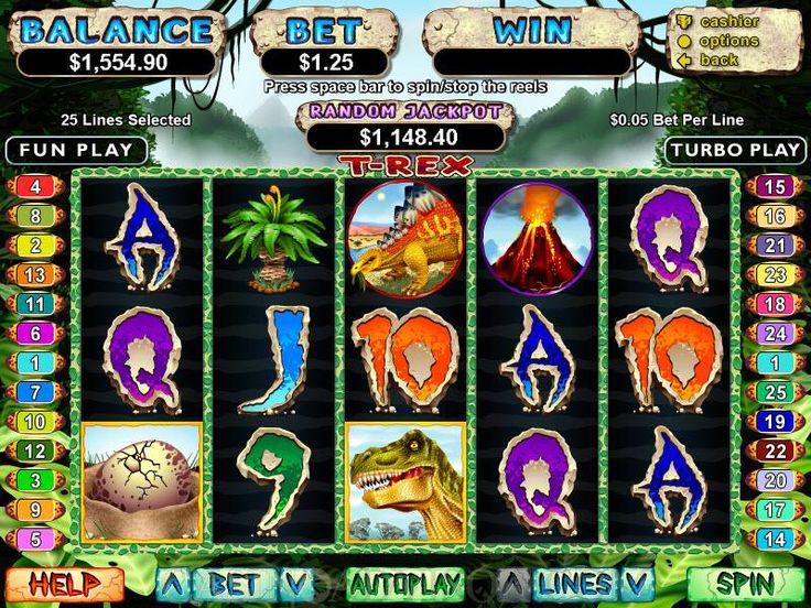 casino slot systems