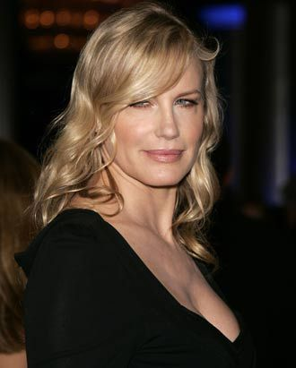Daryl Hannah, another woman and actor outspoken on environmental issues.