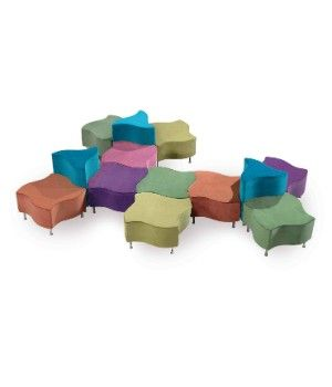 Impress Range. With its modern styling and versatility the Impress range of soft seating is the perfect choice for those who think outside the box