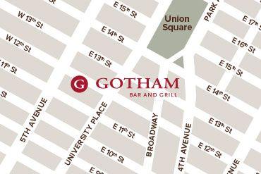 Gotham Bar and Grill -- $34 Greenmarket Prix Fix Lunch