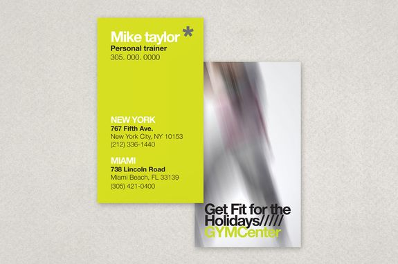 Best Business Card Design Templates Images On