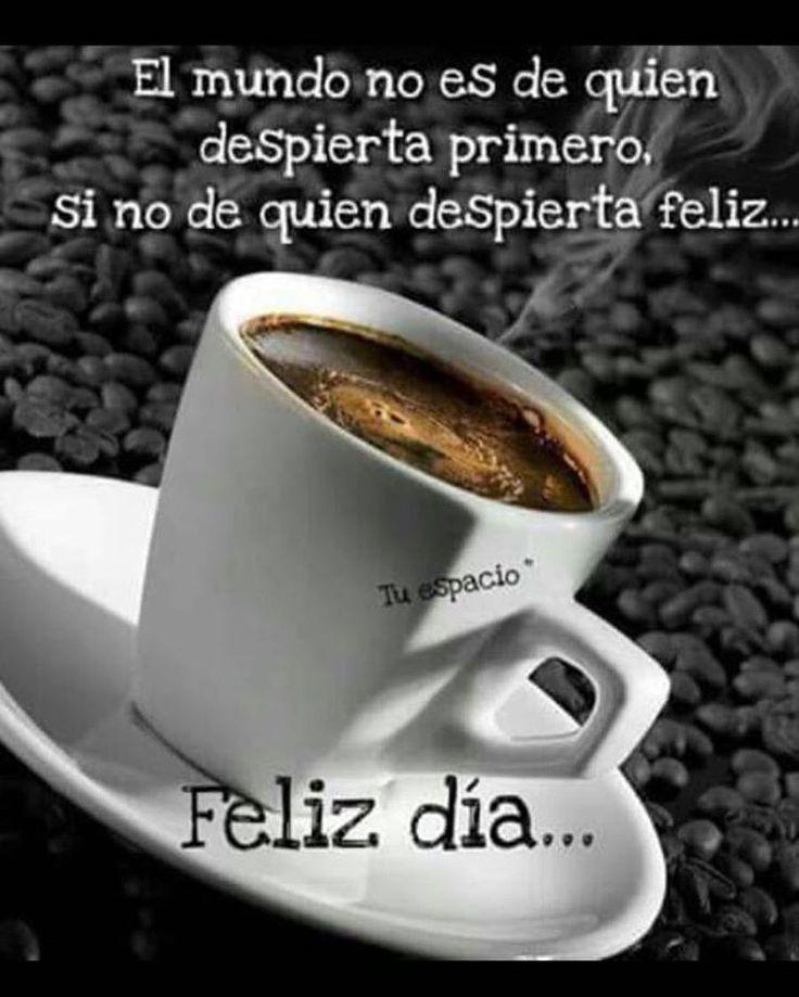 Buenos días! Que tengan un maravilloso día