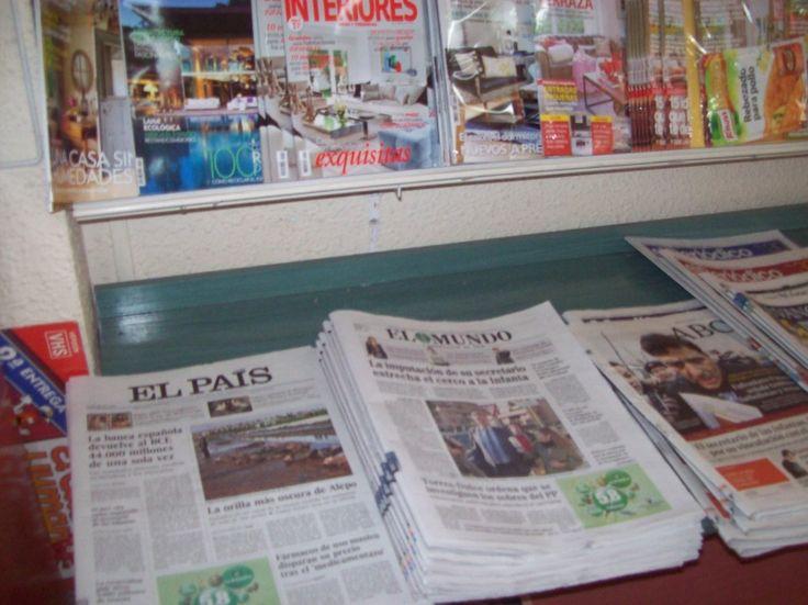 La prensa diaria en España más rentable y con mayores ingresos publicitarios y audiencia en 2015