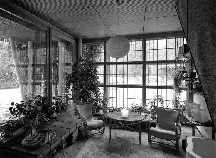 143 best images about alvar aalto villa mairea on pinterest. Black Bedroom Furniture Sets. Home Design Ideas