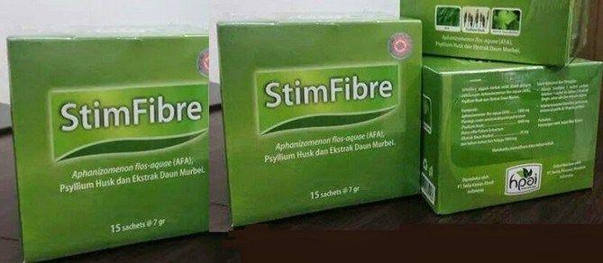 Jual Pelangsing Herbal Stimfibre HPAI di Coblong
