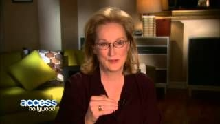 Breaking News about Meryl Streep