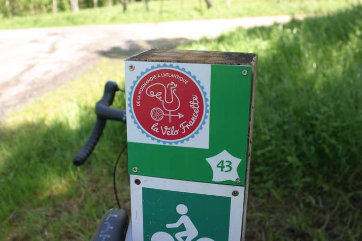 Here's a list of campsites on the Vélo Francette bike route from La Rochelle to Caen. - Freewheeling France
