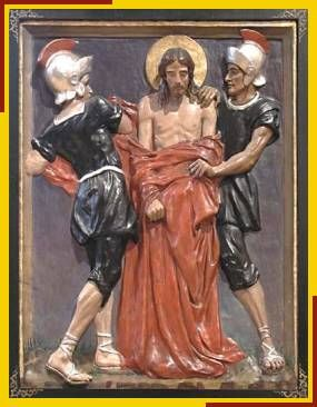 Image result for stations of the cross sculptures dorina