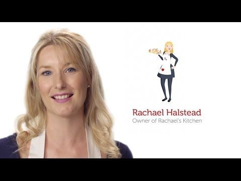 Watch Rachael Halstead on this commercial!