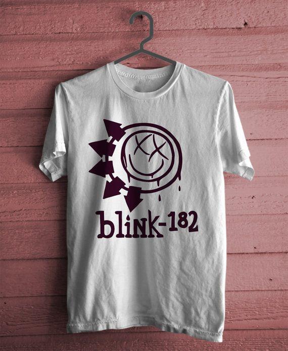 T shirt Men T shirt Women t shirt blink 182 by Wingsswinn on Etsy