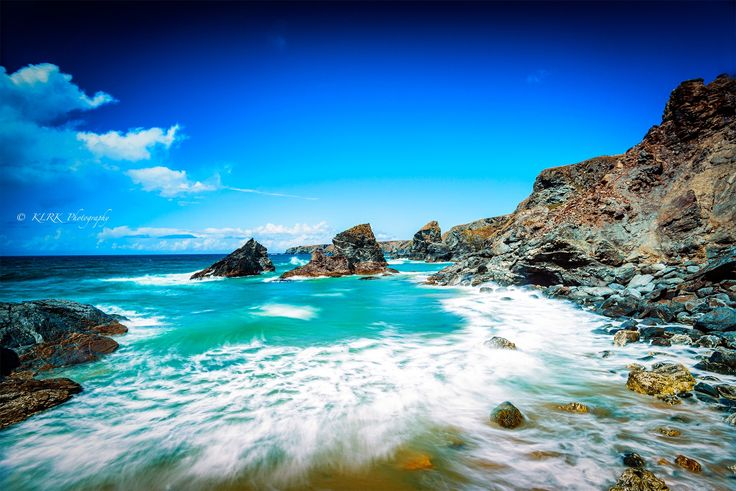 Photograph Bedruthan Shore by Kevin Ainslie on 500px
