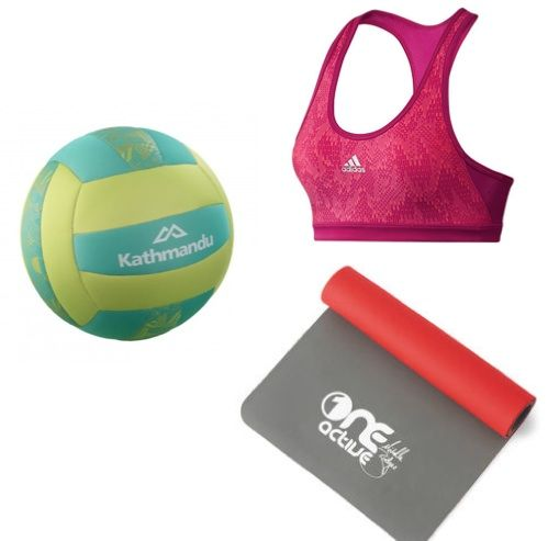 Christmas Gift guide: Fitness gifts for every budget. on http://www.mamamia.com.au