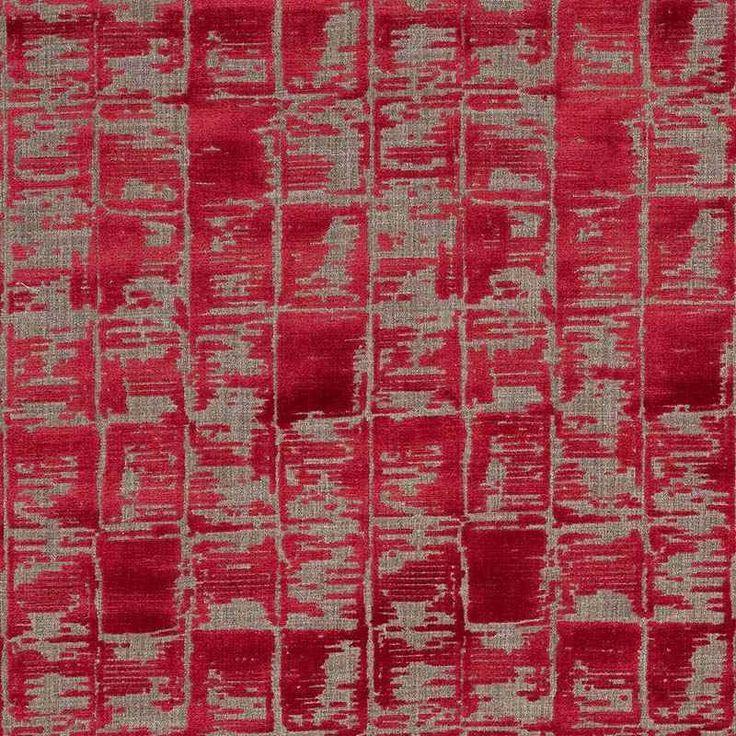 Warwick Fabrics : VENEZIA, Colour SIENNA