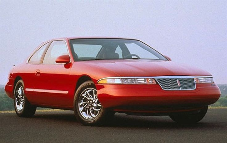 1996 Lincoln Mark VIII (FN-10)