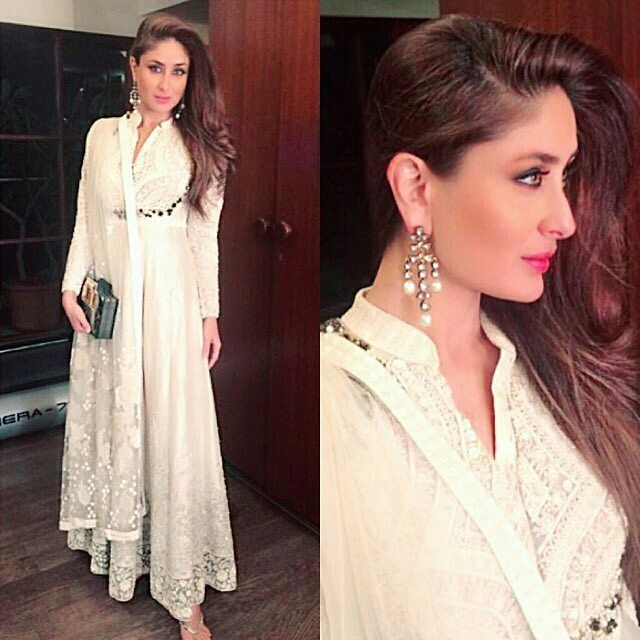 #Throwback. Double Tap if you can't wait to see Kareena's look for Udta Punjab promotions @Bollywood