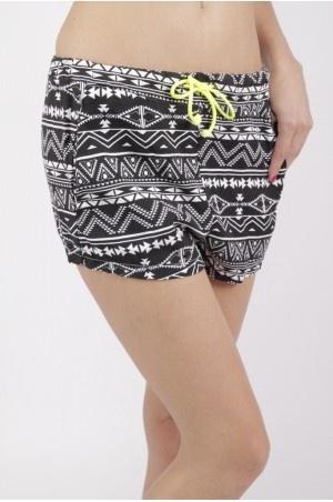 Pantaloni Aztec