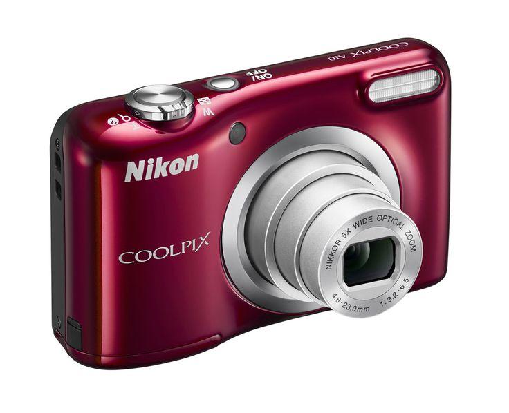 Nikon Coolpix A10 Red   http://www.goldchip.hu/Kompakt-c217_445_2.htm